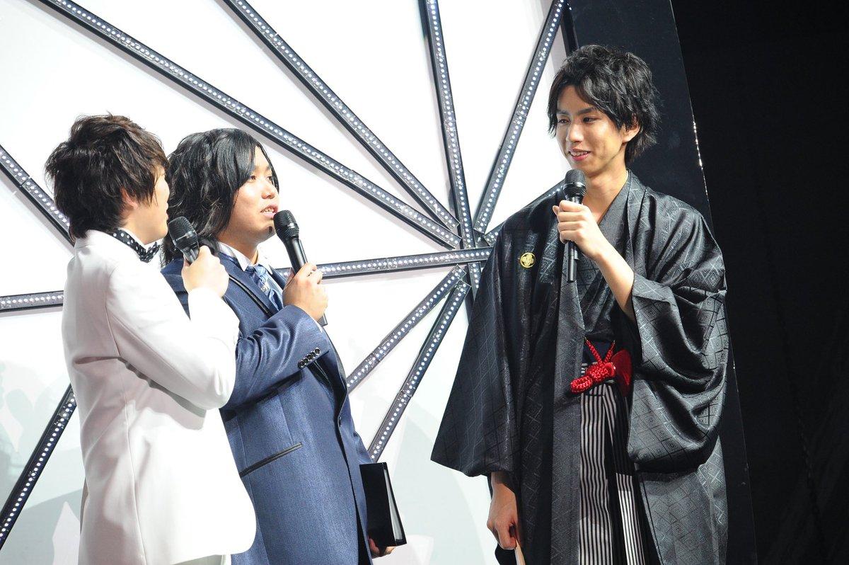 はじめしゃちょー@hajimesyachoさんのステージでの様子をパシャリ📷✨ 袴姿での登場に、会場から大きな声援が☺💕 #YTFF