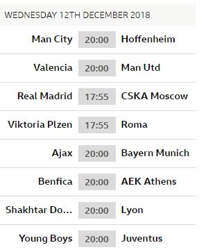 Discuss the upcoming Champions League games tonight on pakpassion.net/ppforum/showth… #ChampionsLeague