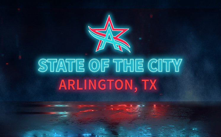 city of arlington texas