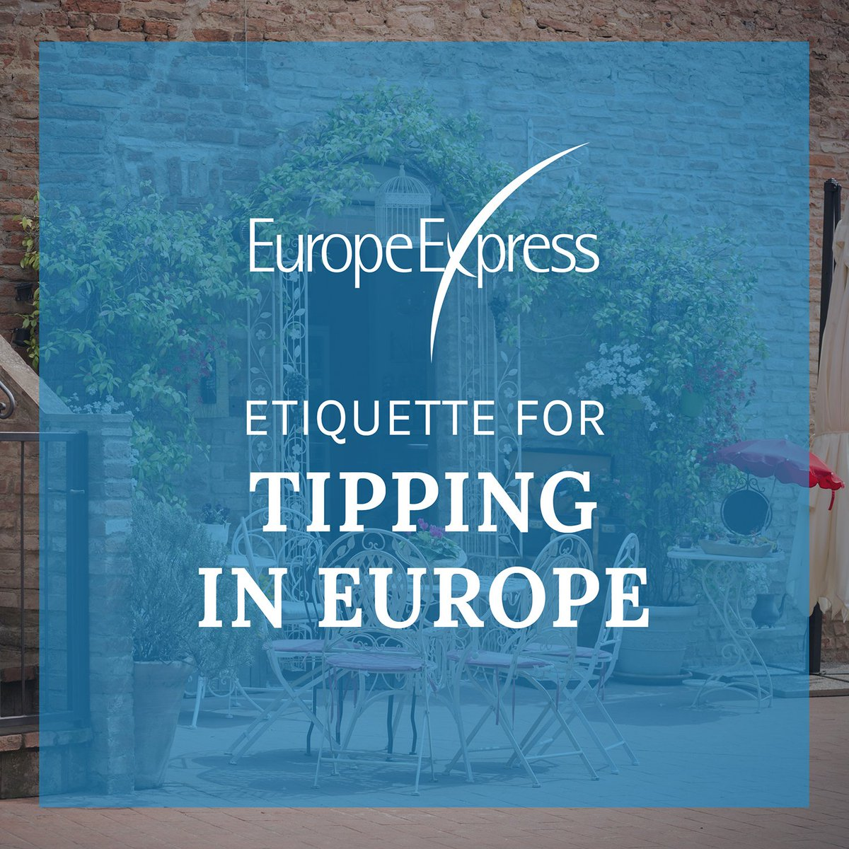 Check out our comprehensive guide to tipping across Europe!  https://t.co/0pNbrdQ52A https://t.co/Vqc01lebTL