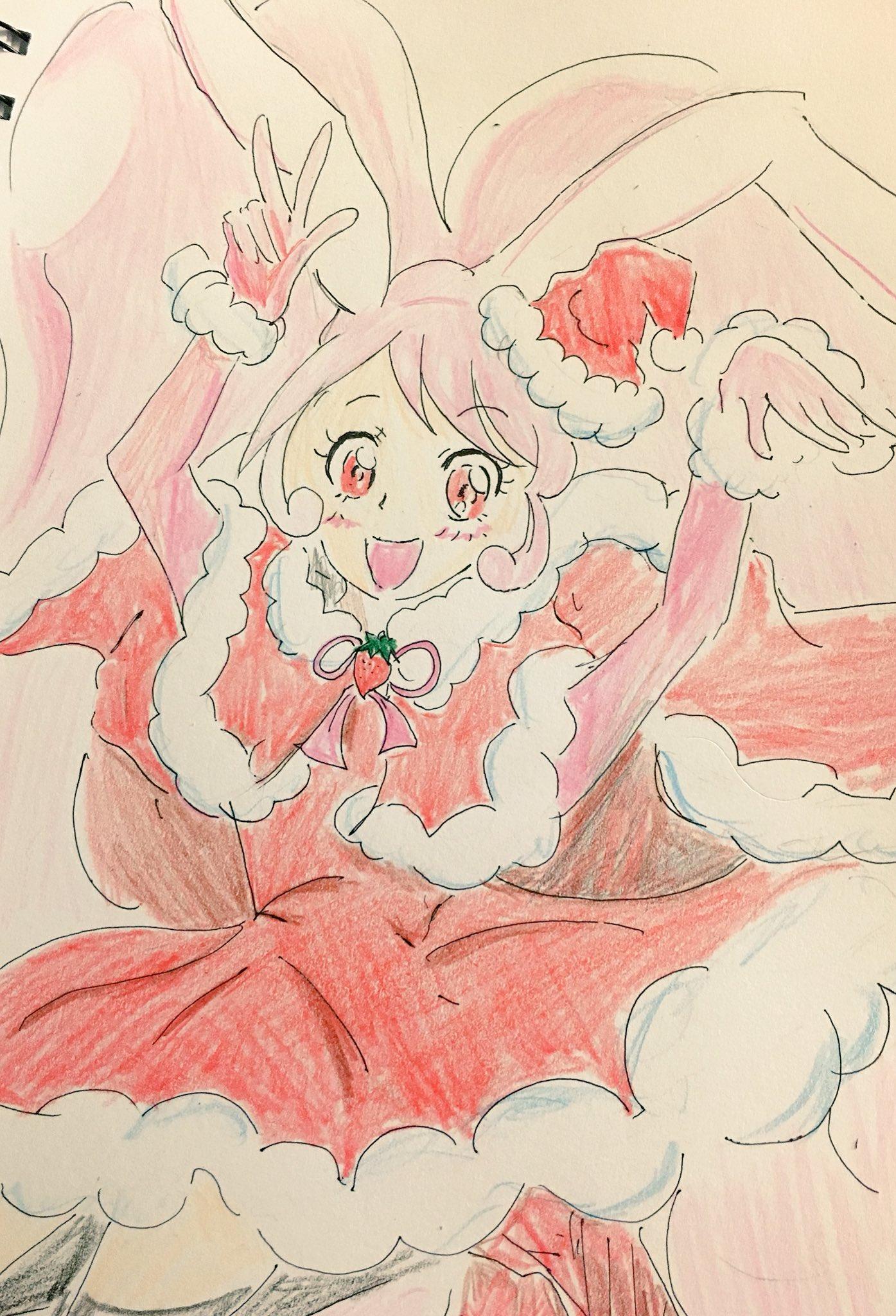 雪梗 (@SNOWBalloonF)さんのイラスト
