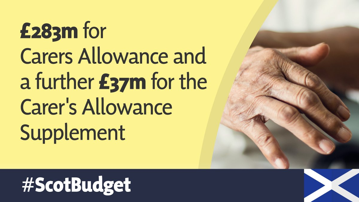 We&#39;re delivering for Scotland with a social security service that puts dignity, fairness and respect at the heart of everything we do. #ScotBudget<br>http://pic.twitter.com/kBLMAd1ndw