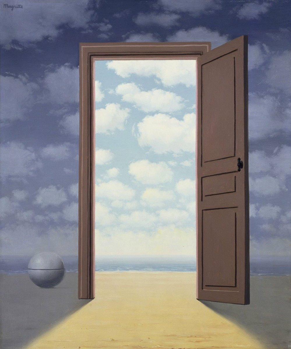 Аниме картинка двери