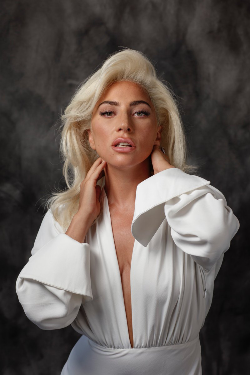 So, lets keep tabs on @StarIsBornmovies @LadyGaga and Bradley Cooper. Here are their big awards nominations so far... Gaga: 2 #GoldenGlobes noms, 2 #SAGAwards noms Cooper: 2 #GoldenGlobes noms, 2 #SAGAwards noms And Shallow has 4 #GRAMMYs noms 👏 lat.ms/2UiCBvf