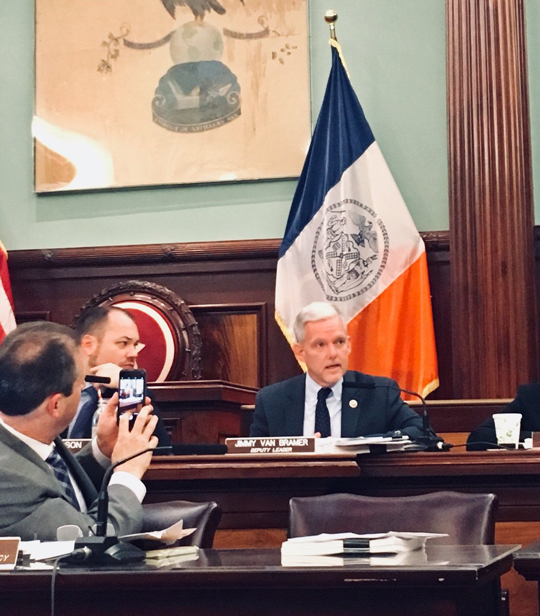 As I have said many times, this is a bad deal. This is bad for Long Island City, bad for Queens, and bad for New York City. The mayor and the governor caved to the richest man on earth, and then handed the bill to each and every New Yorker. The People deserve answers.