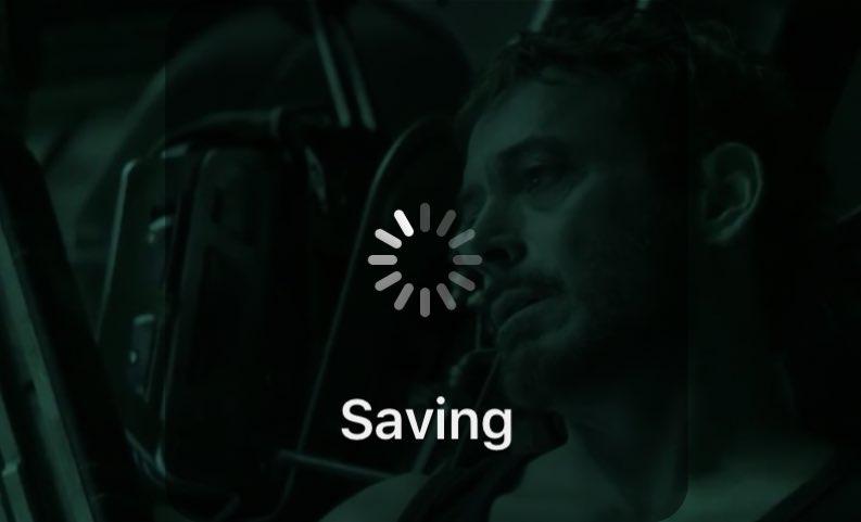 fandom: save tony stark mcu: