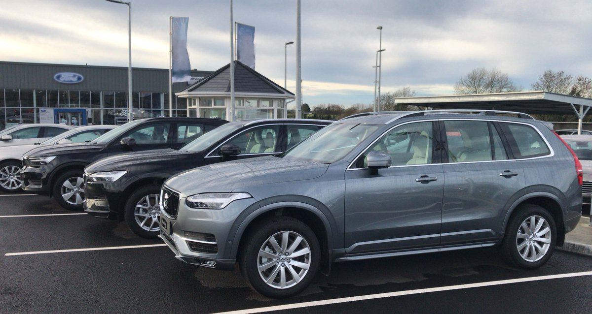 Volvo Cars Finlay On Twitter Our Yard Is Filling Up With Brand New