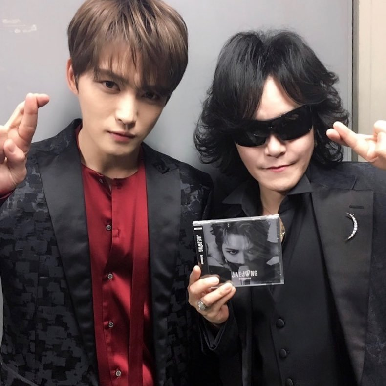 toshl_officia IG -  #fns 歌謡祭 #タイガービーム #ありがとう #どうだったかな ? #김재중 #ジェジュン さん #色々 #お話 #させて頂きました   https://www.instagram.com/p/BrSoyoVjX4J/?utm_source=ig_share_sheet&igshid=ac3ca498sdts …  #Defiance #NowPlaying