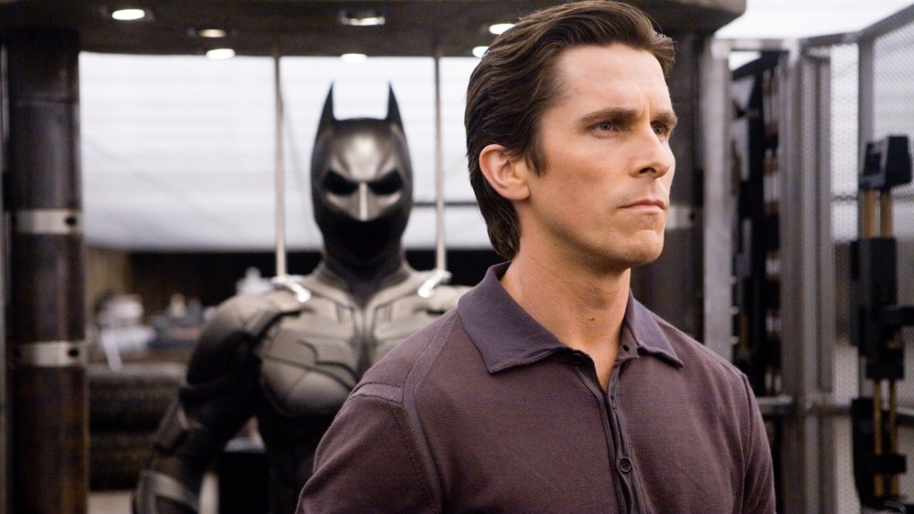 "Christian Bale says Donald Trump thought he actually was Bruce Wayne when they met: ""We were filming on 'Batman' in Trump Tower...he talked to me like I was Bruce Wayne and I just went along with it, really. It was quite entertaining."" bit.ly/2QJqx7h"