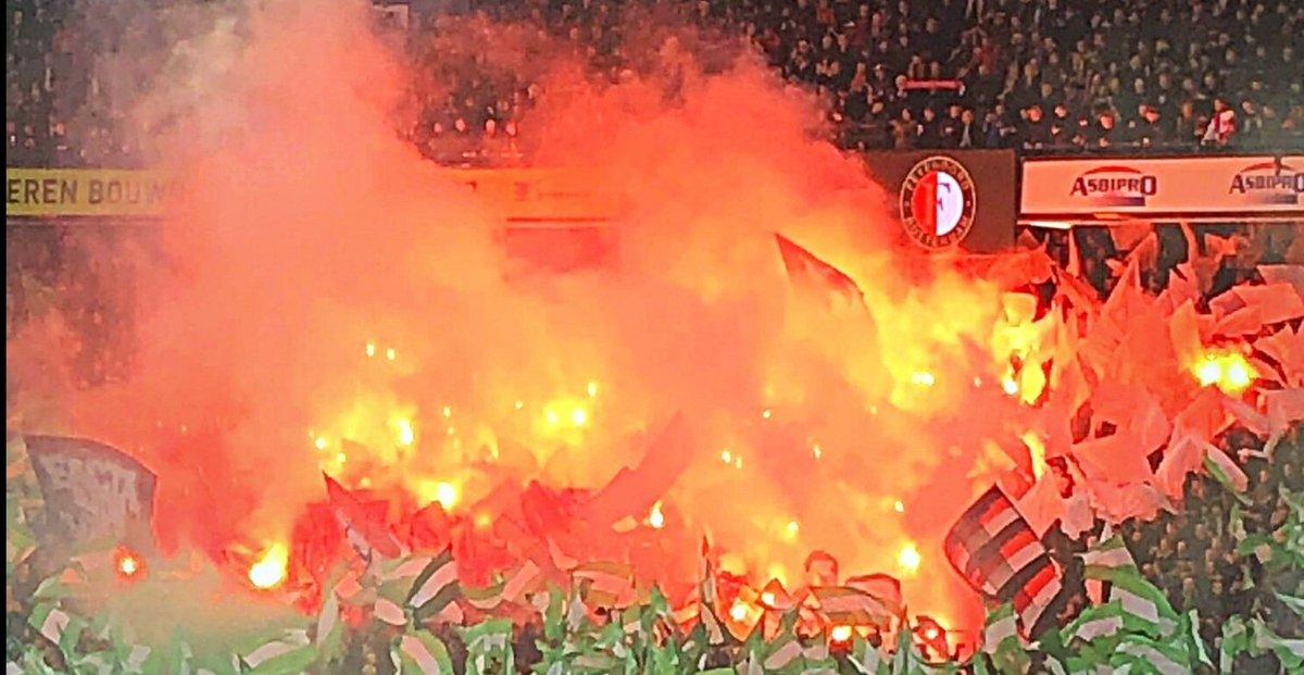 Feyenoord straffas for rasism
