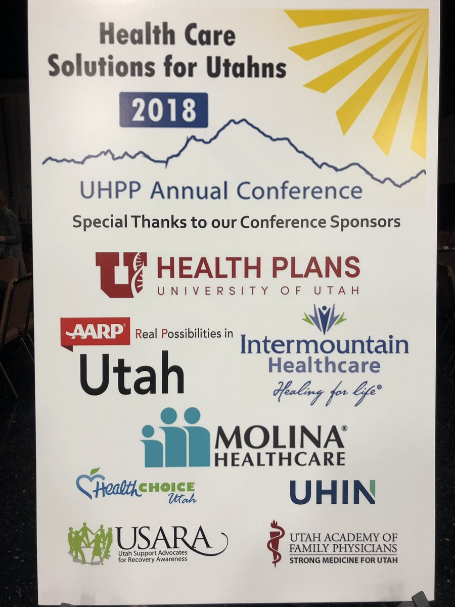 Health Care Solutions for Utah 2018