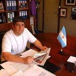 Pablo Moyano Twitter Photo