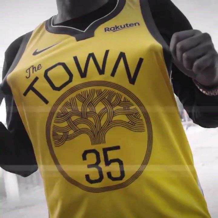 sneakers for cheap f1e8f 7ffc5 Town Gold Introducing the Nike NBA Earned Edition Jersey ...