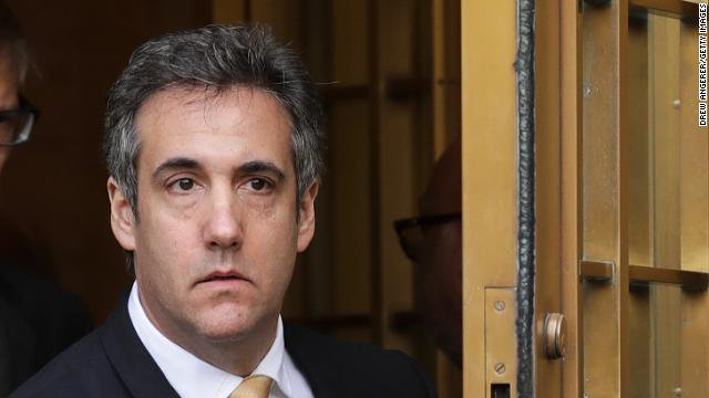 """Cohen addresses Trump's tweets: """"Recently, the President tweeted a statement calling me weak, and it was correct, but for a much different reason than he was implying. It was because time and time again, I felt it was my duty to cover up his dirty deeds."""" https://t.co/PYoxPpMCa0"""