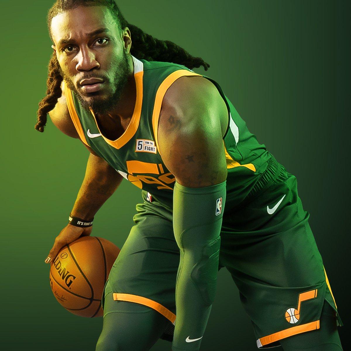 best service 11795 70ebd Utah Jazz on Twitter:
