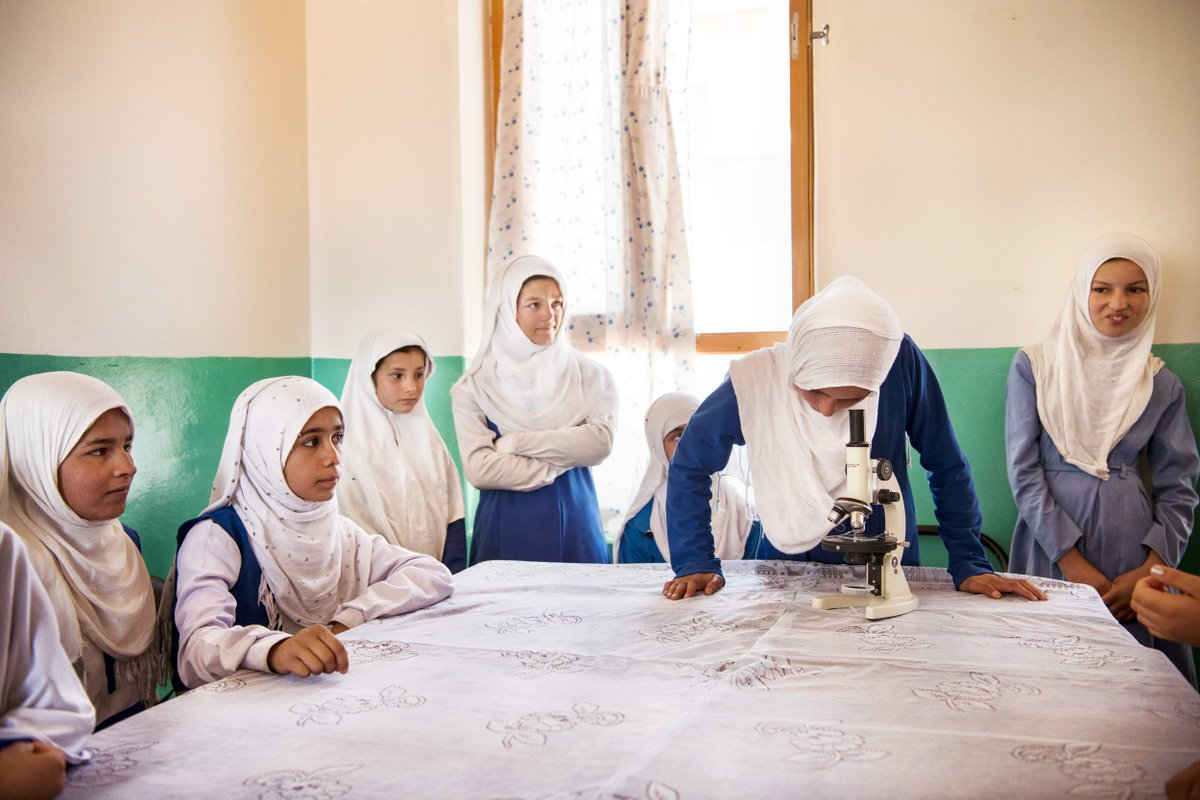 SPONSORED: How can we ensure that all girls around the world have access to an education—and how will the world change if we do? @Citi theatln.tc/zZQRkc1O