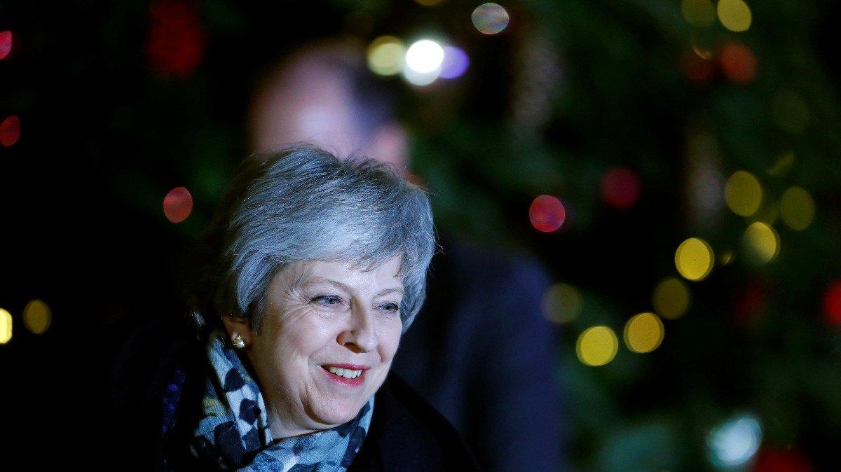 VERBATIM: UK's May wins confidence vote https://reut.rs/2EszJXW