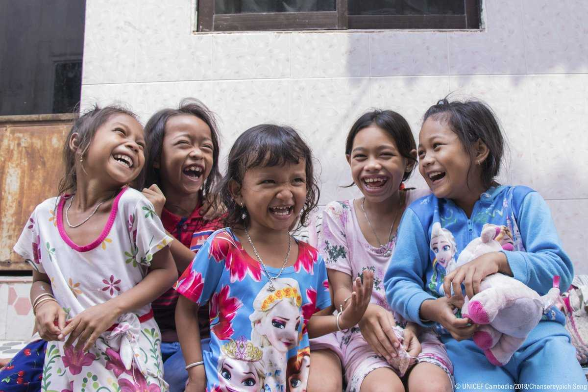 A world free from violence is possible for every child. With your help, we can make it happen. Please RT if youre on board and thank-you for your support! @un @sdg2030 pic:@unicefcambodia #sdgs #WednesdayWisdom