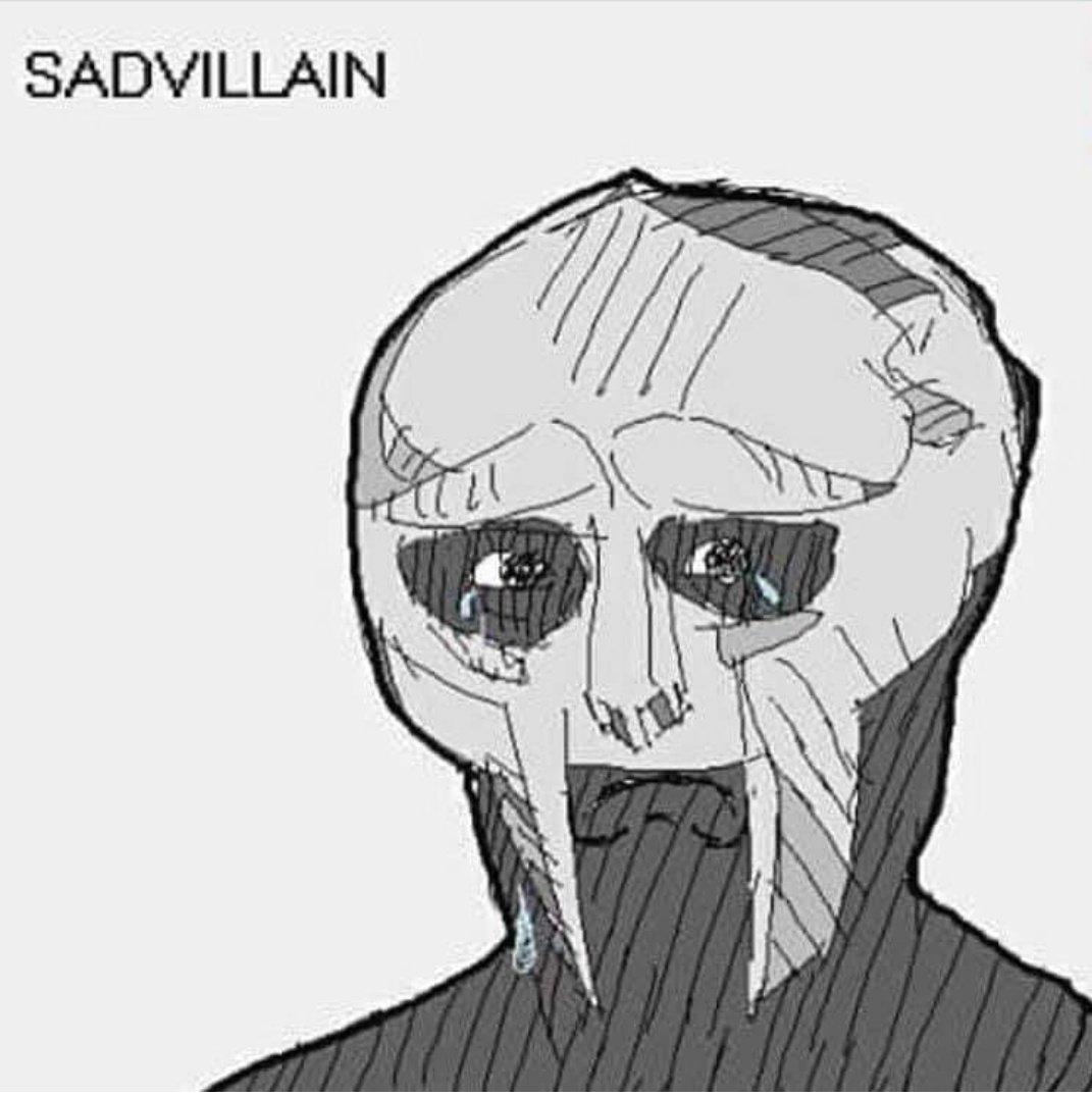#sadvillainy