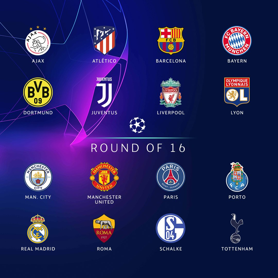 UEFA Champions League on Twitter: \