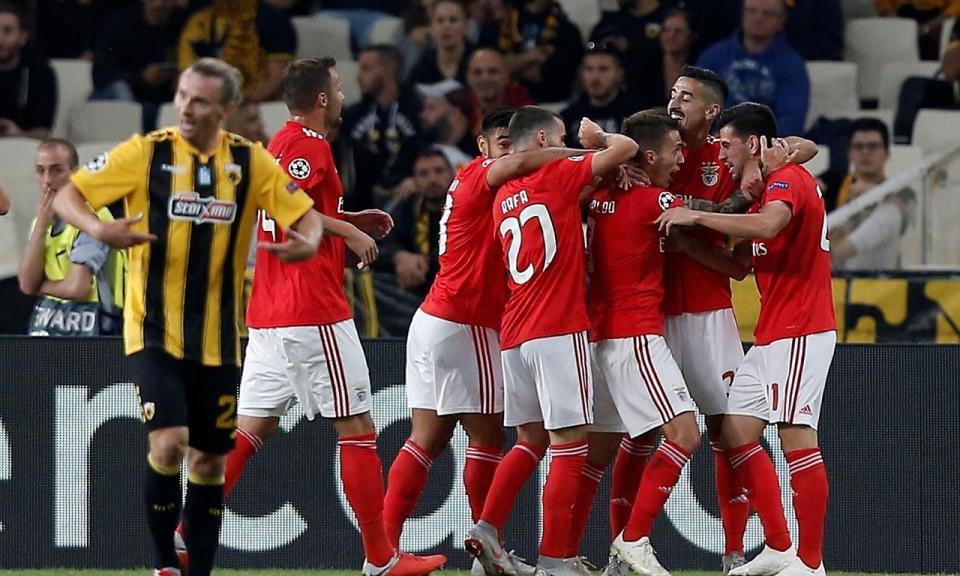 Video: Benfica vs AEK Athens