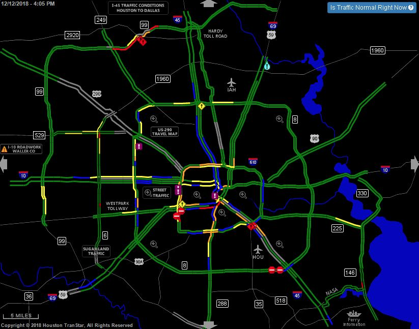 Houstontranstar On Twitter The Work Day Is Coming To An End And