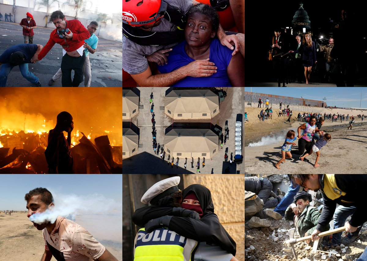 A picture and its story: @Reuters photographers share how they captured these standout images of 2018. Part 1: https://reut.rs/2SDKbyG Part 2: https://reut.rs/2C75Ytk