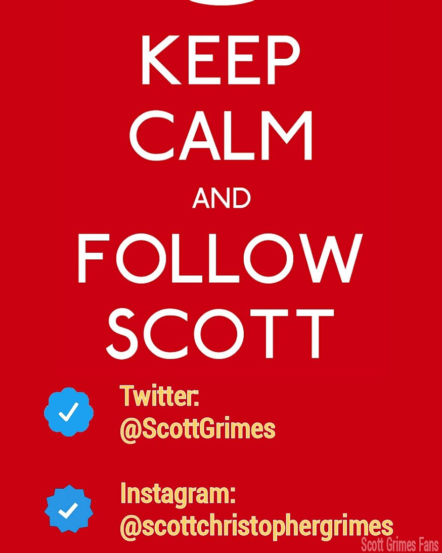 Scott Grimes' Fans's tweet -