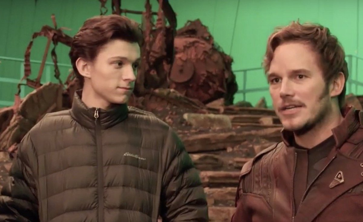 Chris Pratt and Tom Holland voice elf brothers looking for magic in Pixar's Onward, out March 2020 https://t.co/Z1MvJX9C3o