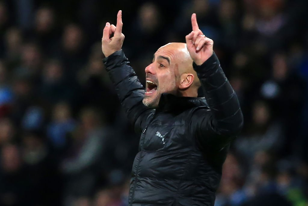 Pep Guardiola has led his side to first place in the Champions League group stages for the ninth time in his 10 seasons as a manager.   The Pep effect. 🥇