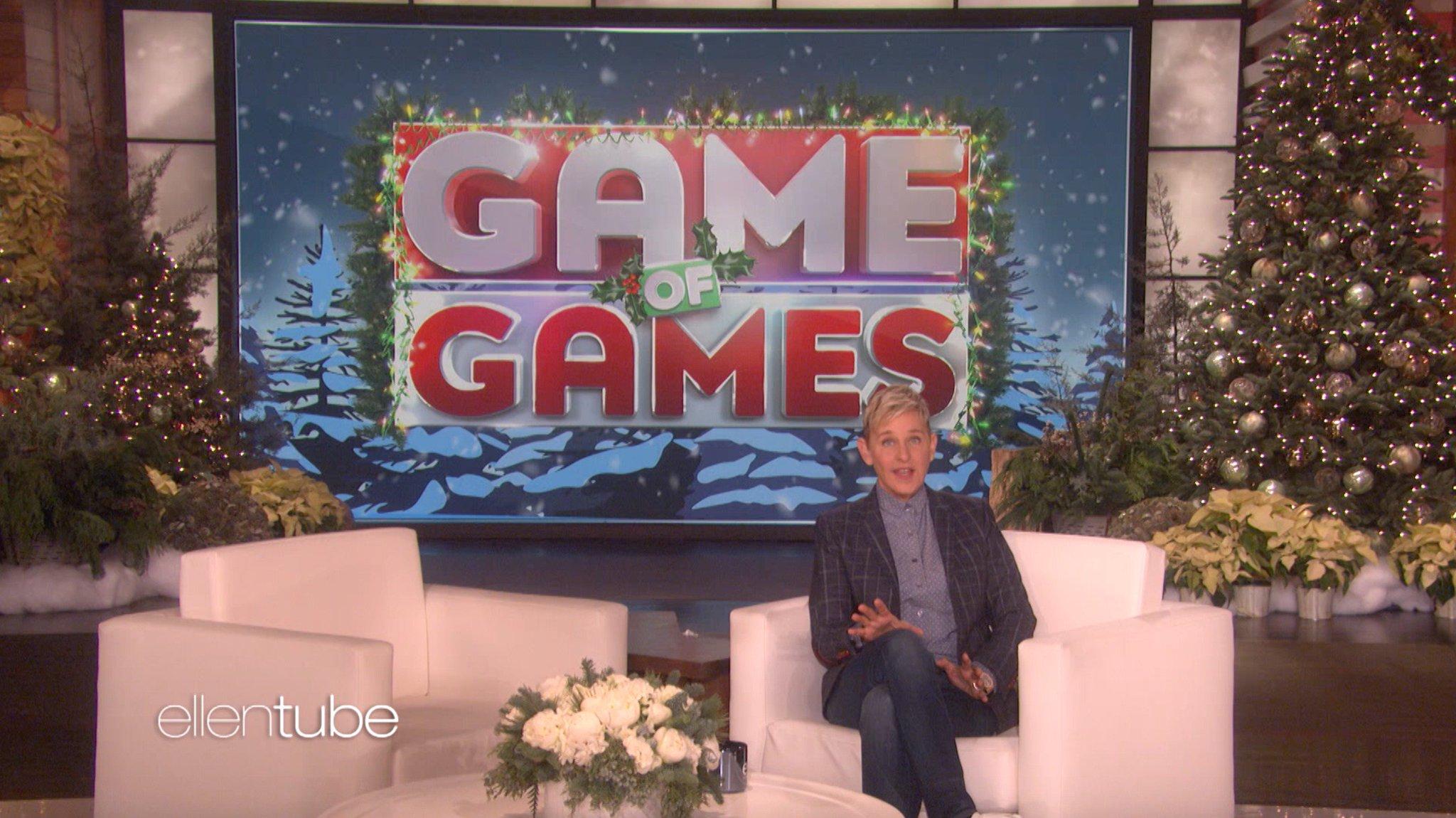 Don't miss my #GameofGames Holiday Spectacular, tonight! @NBC https://t.co/dIPdvXFKsu
