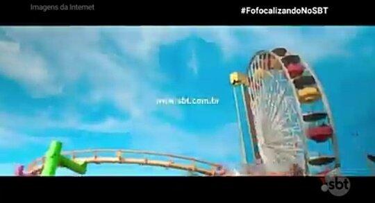 #FofocalizandoNoSBT Foto