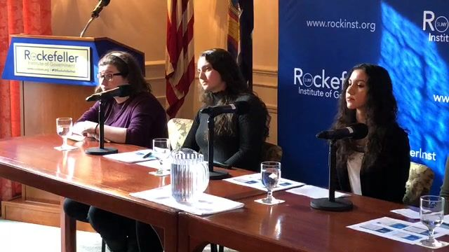 What steps can New York State take to ensure better, broader access to #reproductivehealth services as questions surround the fate of Roe v. Wade?   Watch today's presentation by @ualbany interns at the @RockefellerInst Center for Law & Policy Solutions: https://t.co/peIIrtQevx