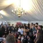 Image for the Tweet beginning: Awesome event at @UKParliament for
