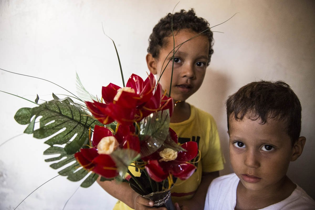 The Venezuelan families seeking a better life abroad — in pictures aje.io/lf6w8
