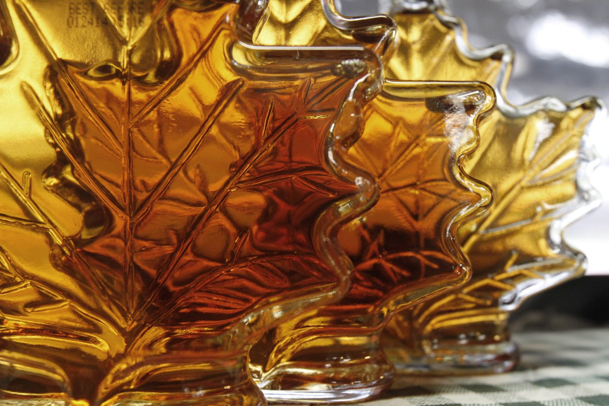 1ab2ad41f64 CTV TorontoVerified account  CTVToronto. Cold winter blamed for drop in Canadian  maple syrup production ...