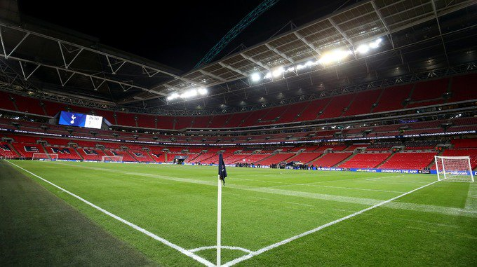 Tottenham Spurs Premier League home game against Manchester United on January 13 will be played at Wembley, the London club have announced #EPL