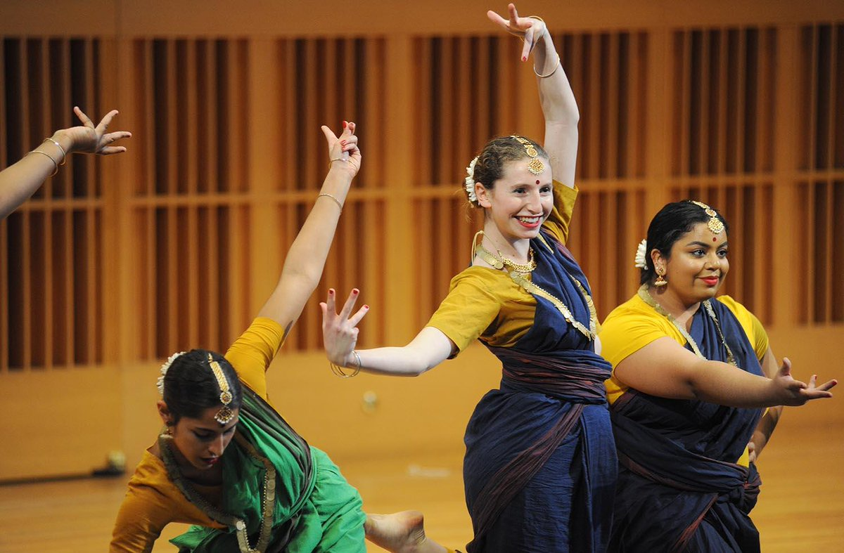 test Twitter Media - Students who enrolled in Intro to Dance, Bharata Natyam I, and Jazz Technique performed during the 45th annual Worlds of Dance Concert in Crowell Concert Hall earlier this month: https://t.co/wUXoQREEGJ https://t.co/u8C9tKTI2T