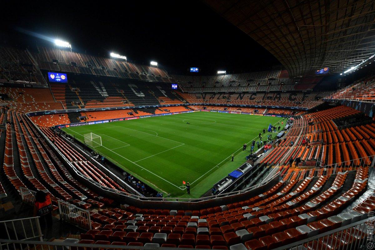 Стадион Месталья, Валенсия