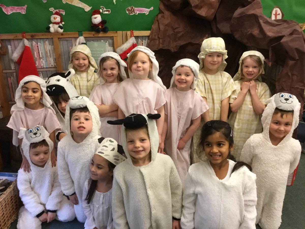 test Twitter Media - Sooo proud of year one this week - absolutely smashed their nativity dances 💃🏼🕺🏻 The best sheep & shepherds I ever did see... #gorseynativity https://t.co/USHjBIw25n