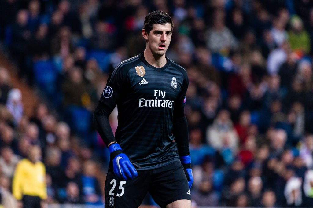 Real Madrid 0-3 CSKA Moscow  Courtois couldn&#39;t save a Word document <br>http://pic.twitter.com/ZPxlG1QOWs