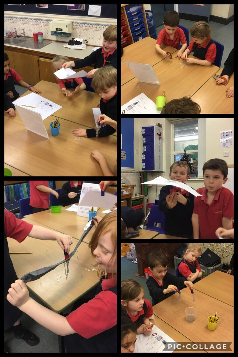 test Twitter Media - A magnetism extravaganza! We had 3 questions to investigate - Do magnets work in water? Do magnets work through materials? Are bigger magnets the strongest? Ask your child to see if they can tell you our findings! #gorseyscience #gorseyy1 https://t.co/ipumnUgJPu