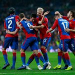CSKA Moscow Twitter Photo