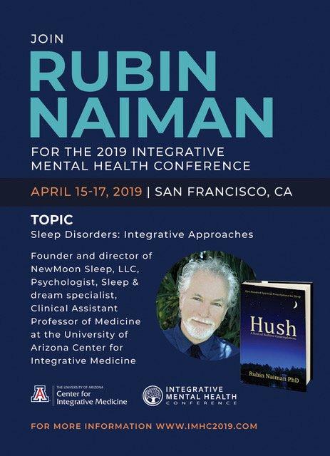 Rubin Naiman, PhD on Twitter: