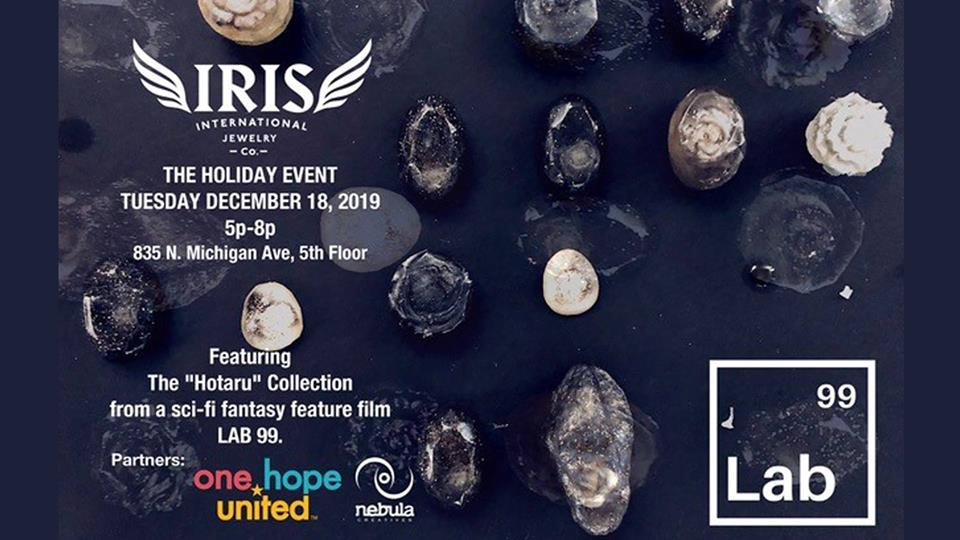 test Twitter Media - Join us at Iris Trends on December 18th for their upcoming Holiday Gallery Event, featuring talented filmmaker/artist Rujanee Mahakanjana of Lab 99! During the event, 15% of Iris Jewelry sales will go to benefit OHU! https://t.co/j87Go3jNWM https://t.co/pV7BtxcDek