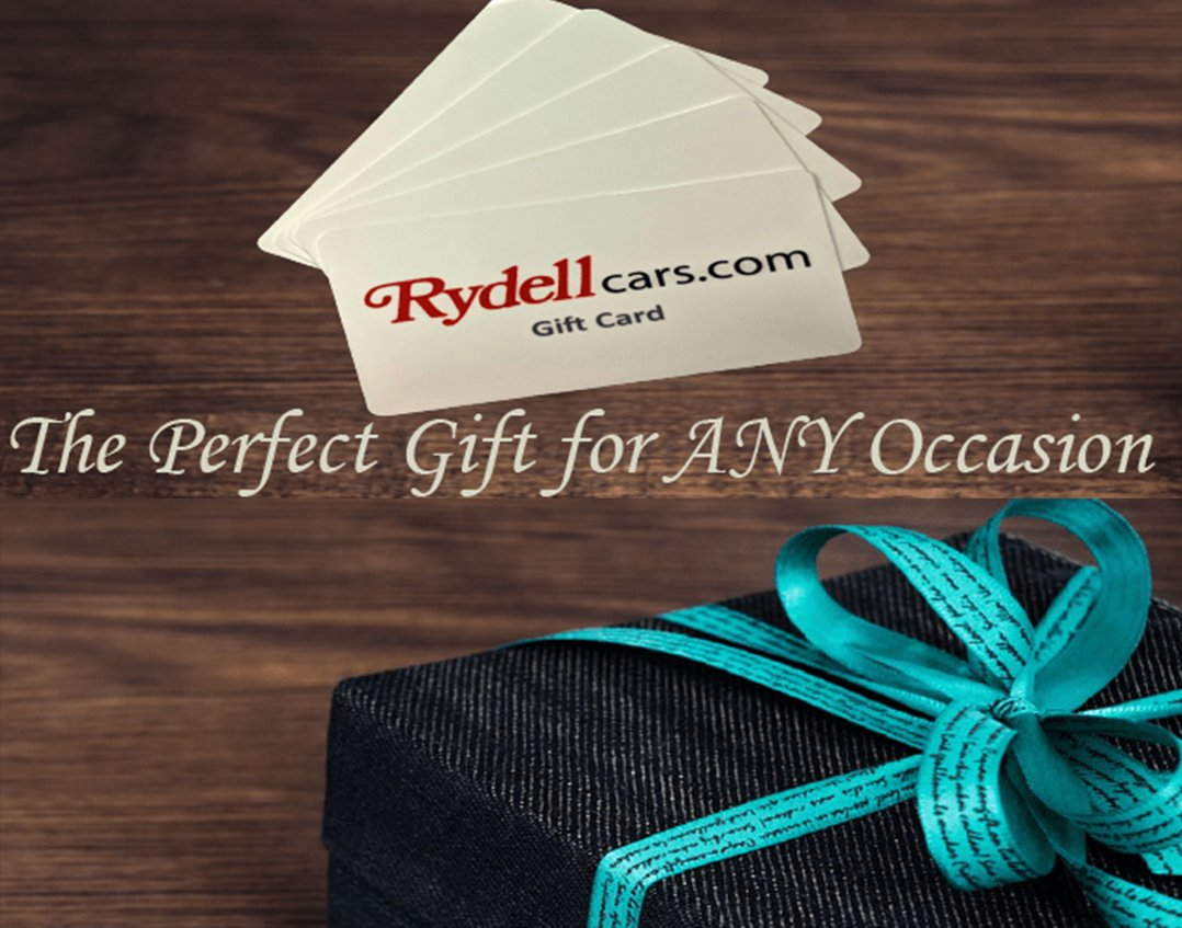 Rydell Cars On Twitter Rydell Cars Has The Perfect Stocking