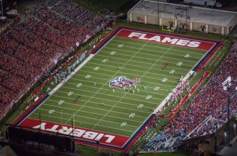 Blessed to receive an offer from Liberty University #DaSavageWay @johnvarlas @CoachHughFreeze @Football_BCS<br>http://pic.twitter.com/KANZrqLGgm
