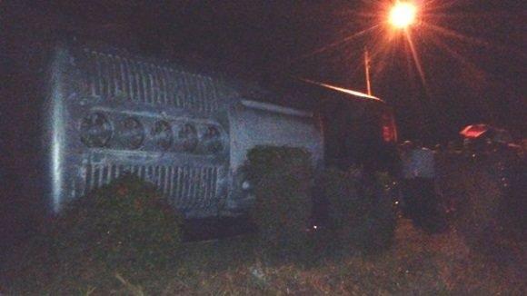 Verkehrsunfall mit 3 Toten bei Mayarí | Bildquelle: Twitter.com © Telecristal | Bilder sind in der Regel urheberrechtlich geschützt