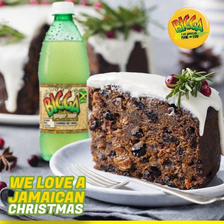 Jamaican Christmas Food.Biggasoda On Twitter An Ice Cold Bigga Christmas Cake