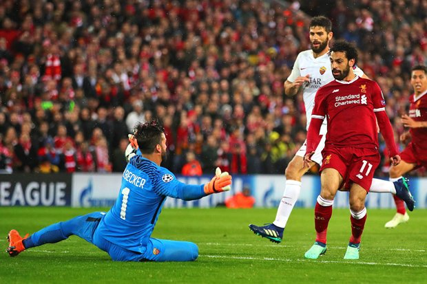 Here&#39;s a stat for you!  Liverpool have scored more goals against Alisson this year (7 in our Champions League semi-final) than the other Premier League clubs have (6) so far this season in 16 games  <br>http://pic.twitter.com/fK0Sx5BhKV
